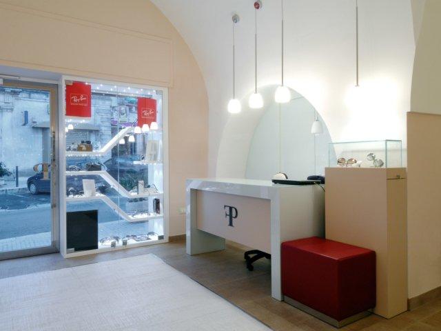 Palazzo Ottica Progetto Arredi Su Misura Mobili