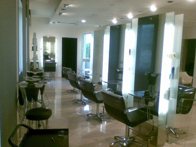 Arredamento Parrucchieri Adamuccio Salone Su Misura
