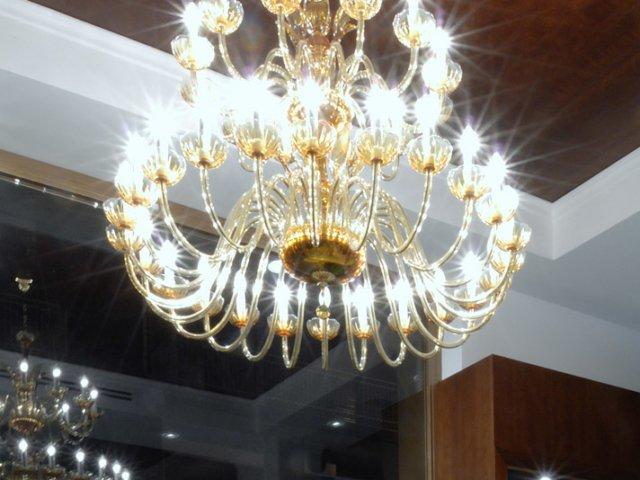 Bar Royal Progetto Arredamenti Su Misura Lampadario