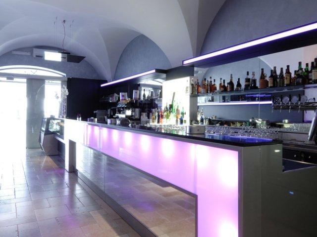Bar Xo Progetto Arredamenti Su Misura Bancone