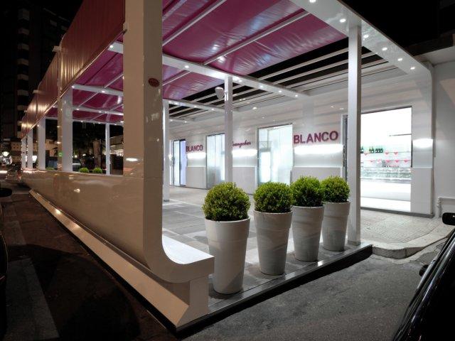 Bar Blanco Allestimenti Arredamenti Gazebo