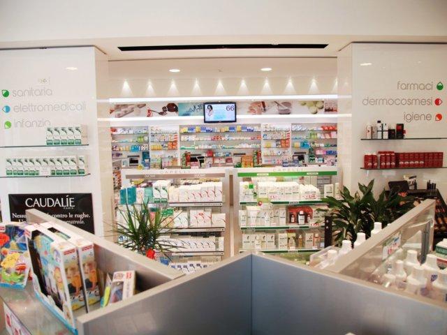Farmacia Ciccarone Arredo Chiavi In Mano Arredamento