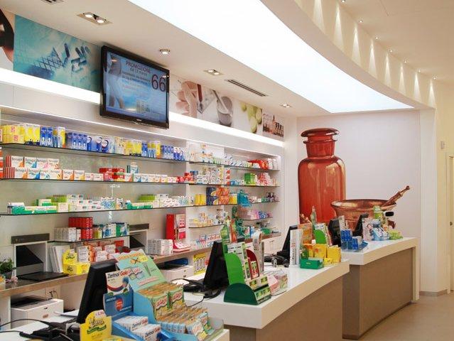 Farmacia Ciccarone Arredo Chiavi In Mano Bancone