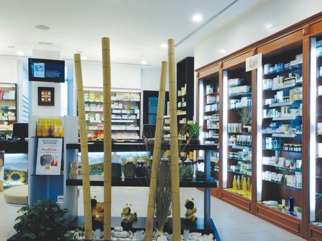 Farmacia Deperna Arredo Chiavi In Mano Progettazione