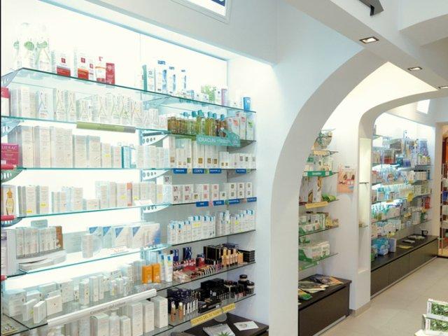 Farmacia Deperna Arredo Chiavi In Mano Realizzazione