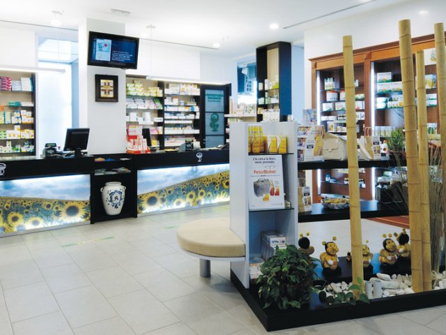 Farmacia Deperna Progetto Arredamenti Su Misura Interno