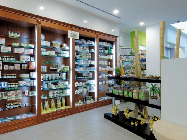 Farmacia Deperna Progetto Arredamenti Su Misura Scaffali