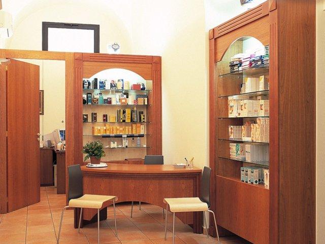 Farmacia Dinoi Progetto Arredamenti Su Misura Interno