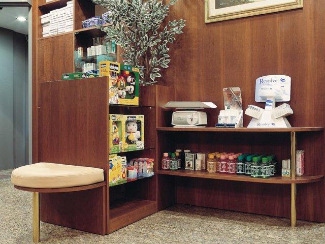 Farmacia La Rocca Progetto Arredamenti Su Misura Interno