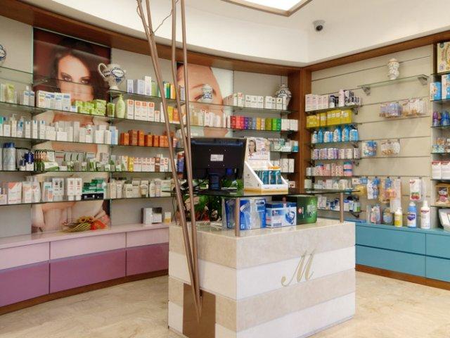 Farmacia Moscogiuri Progetto Arredamenti Su Misura