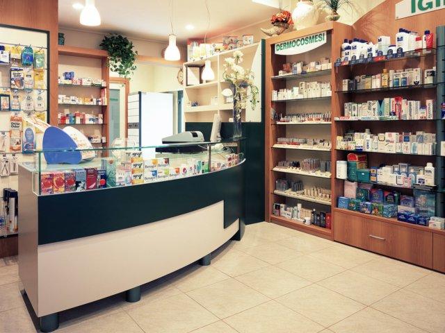 Farmacia Virtu Arredo Chiavi In Mano Banco