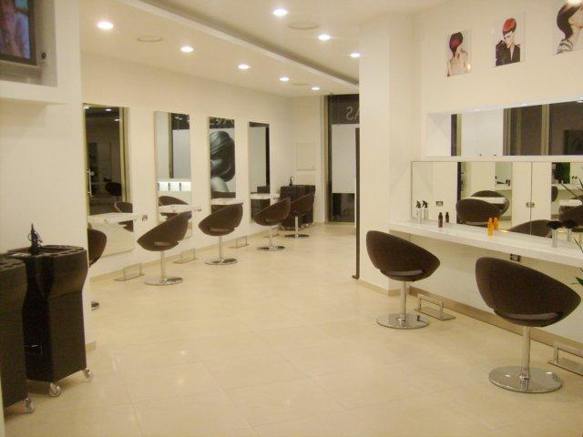 Ghevaras Progetto Arredamenti Su Misura Parrucchiere