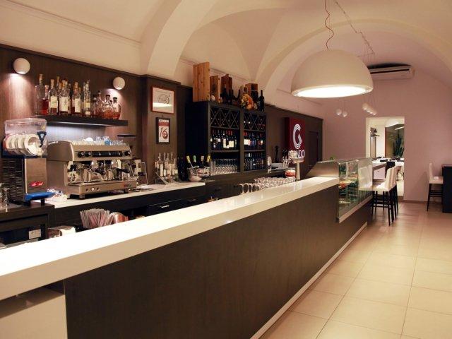 Bar Giando Allestimenti Arredamenti Bancone