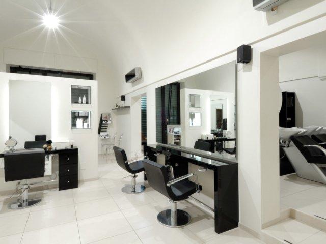 Hairdresser Santoro Arredo Chiavi In Mano Interno