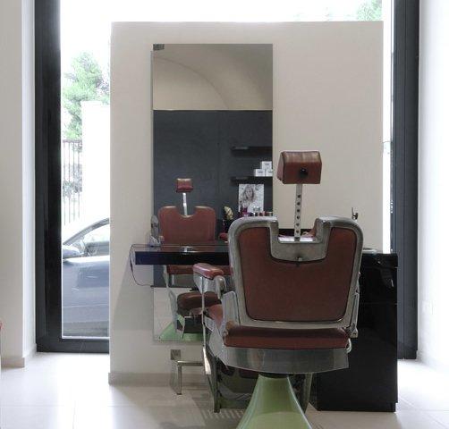 Hairdresser Santoro Arredo Chiavi In Mano Poltroncine