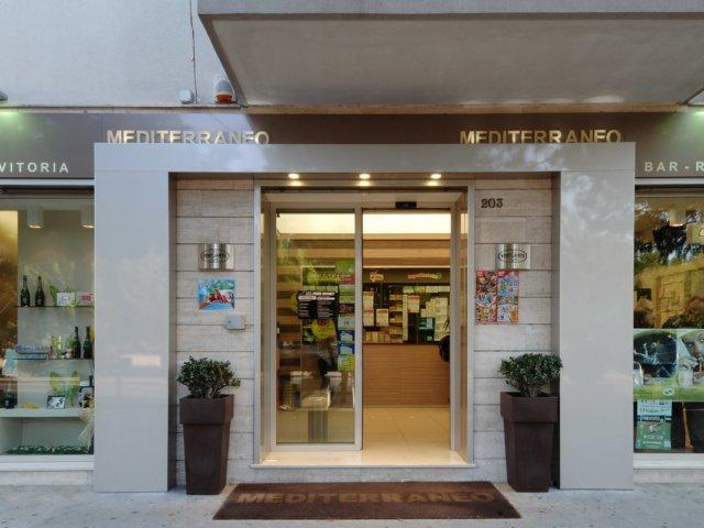 Bar Mediterraneo Allestimenti Arredamenti Esterno