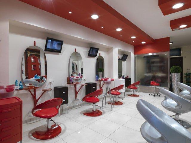 Pierri Progetto Arredamenti Su Misura Salone Parrucchiere