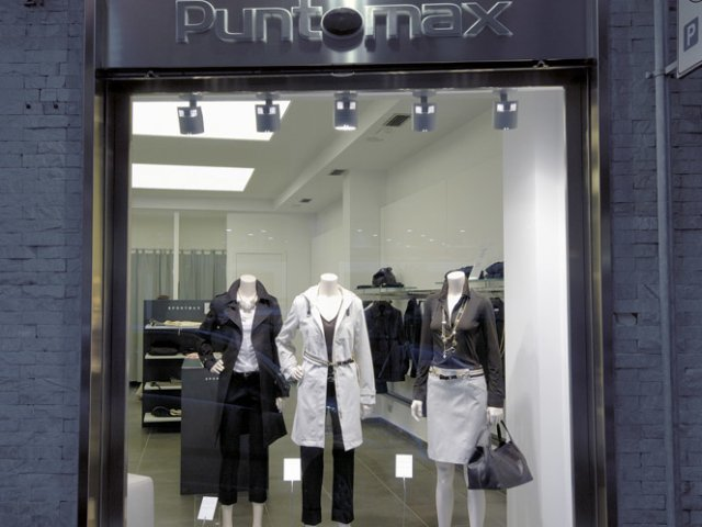 Puntomax Progetto Arredi Su Misura Insegna