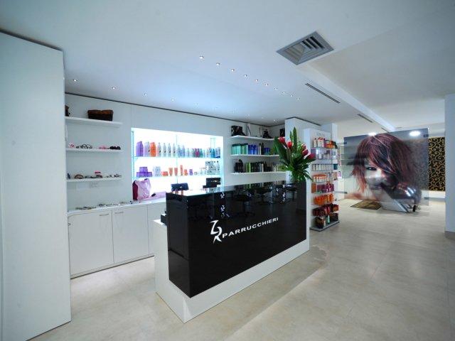 Zizzo Allestimenti Arredamenti Centro Parrucchiere