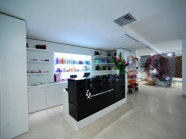 Zizzo Allestimenti Arredamenti Salone Parrucchiere