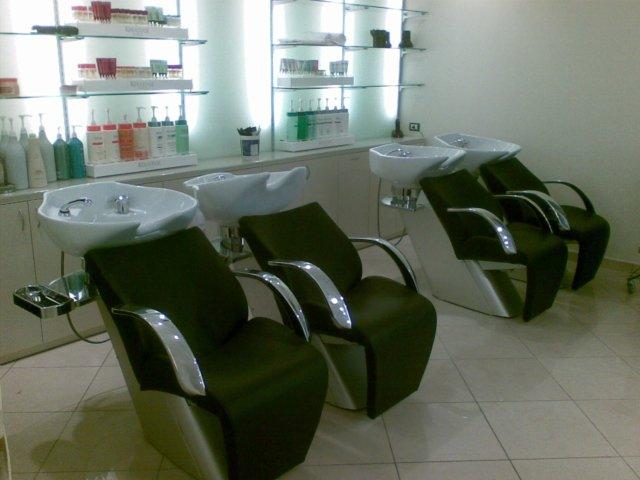 Arredamento Parrucchieri Adamuccio Progettazione