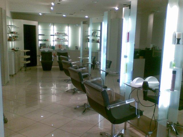 Arredamento Parrucchieri Adamuccio Salone