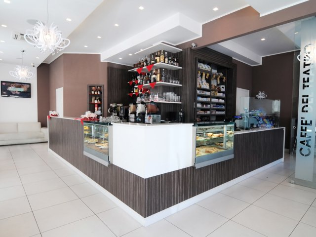 Caffe Teatro Allestimenti Arredamenti Interno