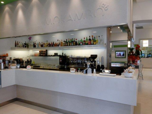 Bar Mokambo Progetto Arredamenti Su Misura Ristorazione