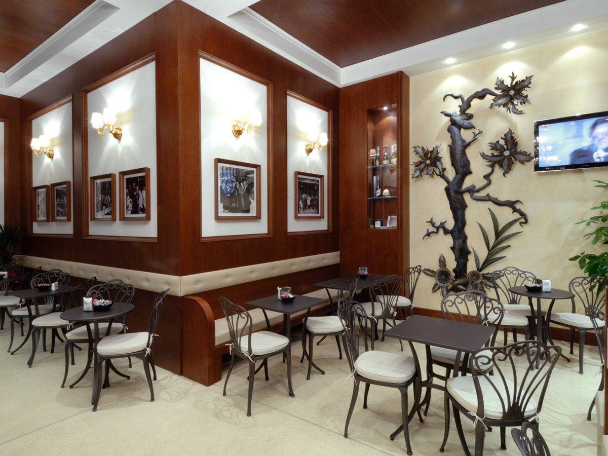 Bar Royal Progetto Arredamenti Su Misura Sedute