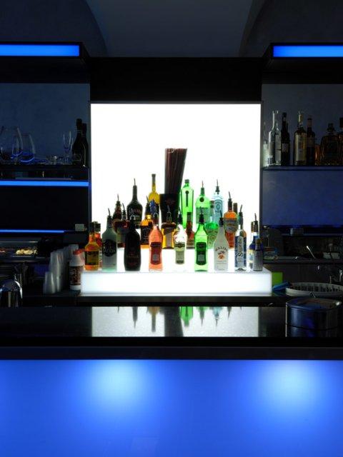 Bar Xo Progetto Arredamenti Su Misura Luci