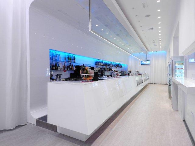 Bar Blanco Allestimenti Arredamenti Realizzazione
