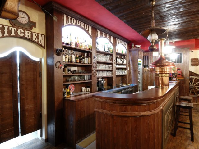 Bar Pub Elpaso Allestimenti Arredamenti Bancone