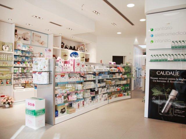 Farmacia Ciccarone Progetto Arredamenti Su Misura Banco