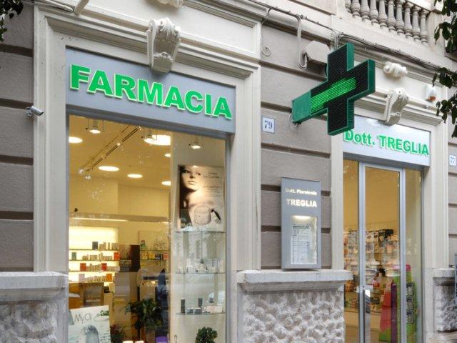 Farmacia Treglia Arredo Chiavi In Mano Esterno