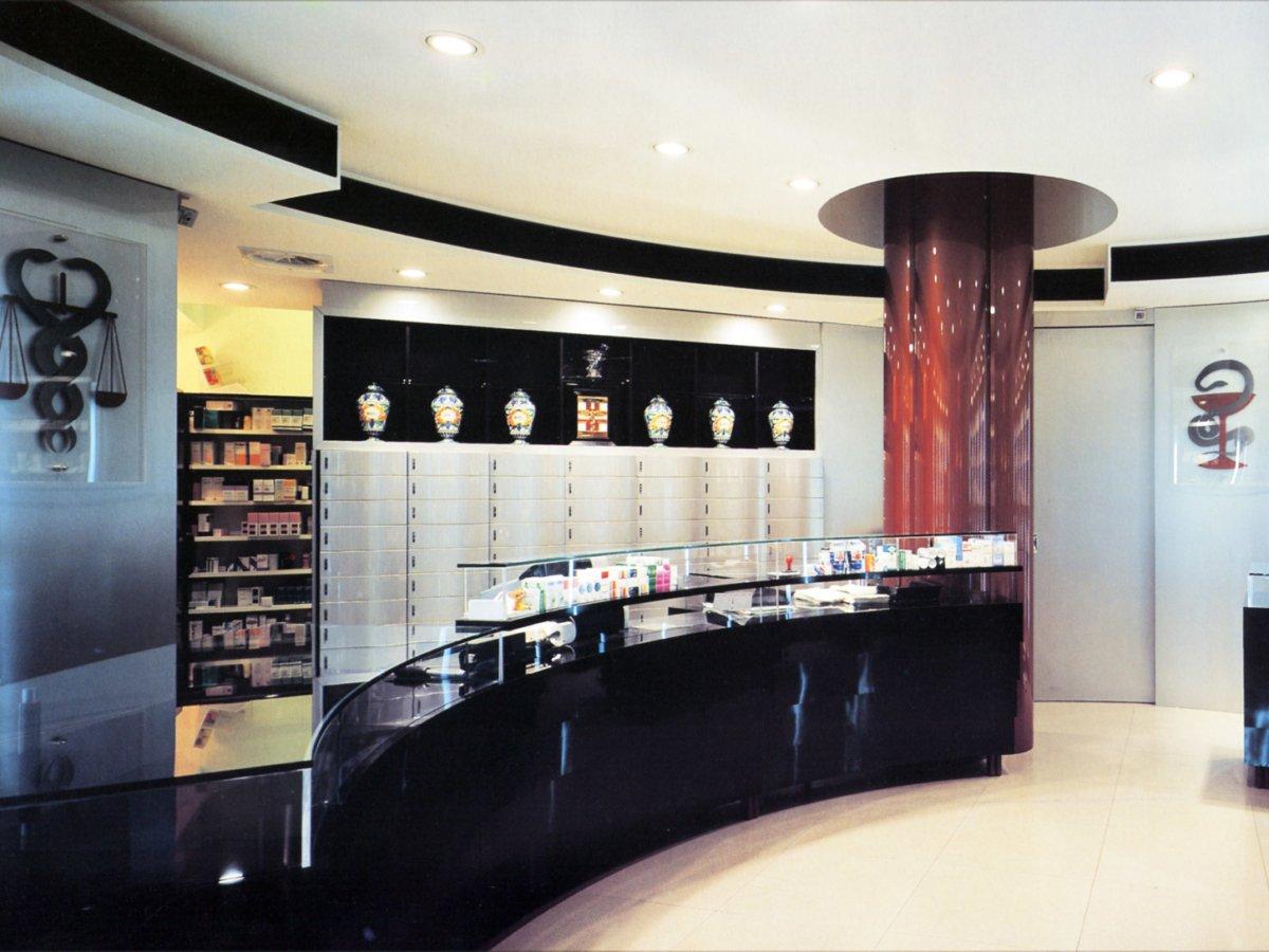 Farmacia Vitiello Arredo Chiavi In Mano Realizzazione