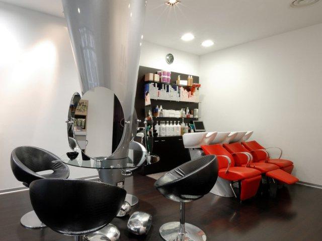 Parrucchieri Ferraroni Progetto Arredamenti Su Misura Realizzazione