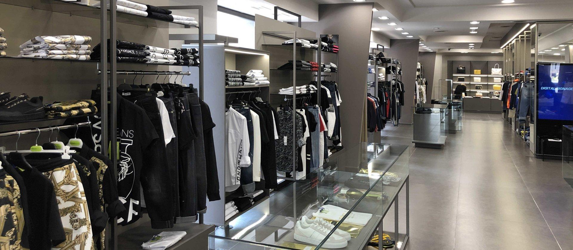 Scrimieri Store Design