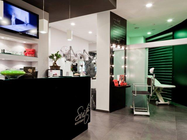Suite Acconciatori Progetto Arredamenti Su Misura Bancone